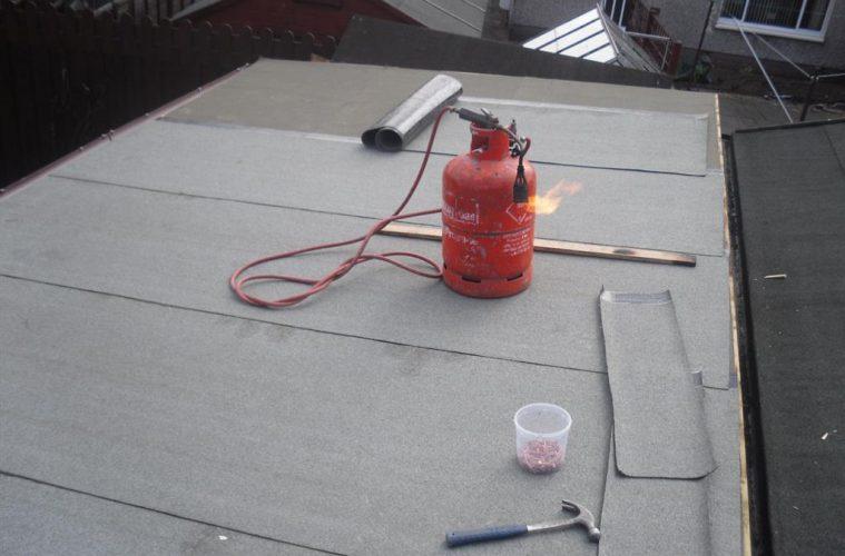 Felt Roofing Roof Masters