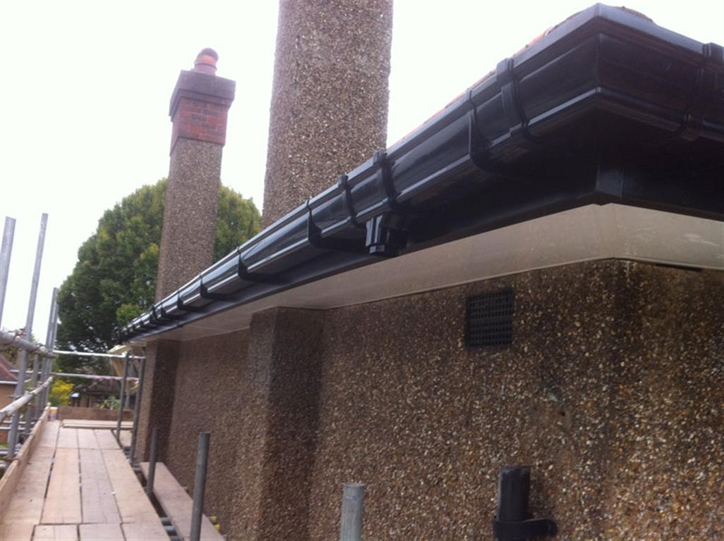 Guttering Contractor Roof Masters